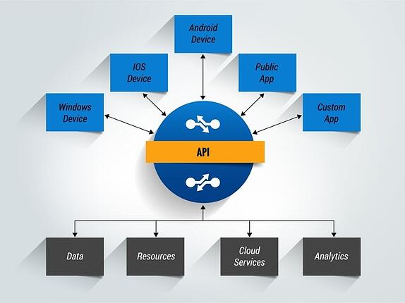Intermap API Illustration