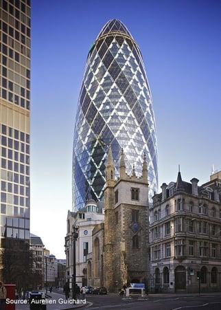 Gherkin-Building