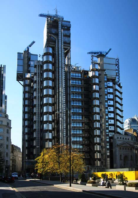 Lloyd's Insurance building